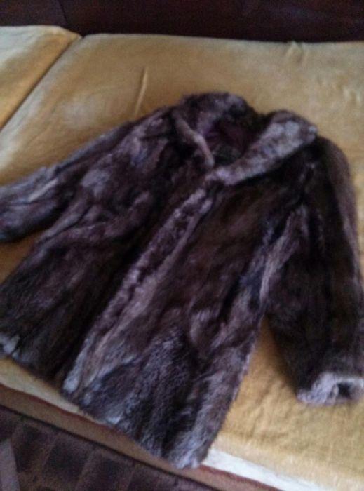 Палто зимно