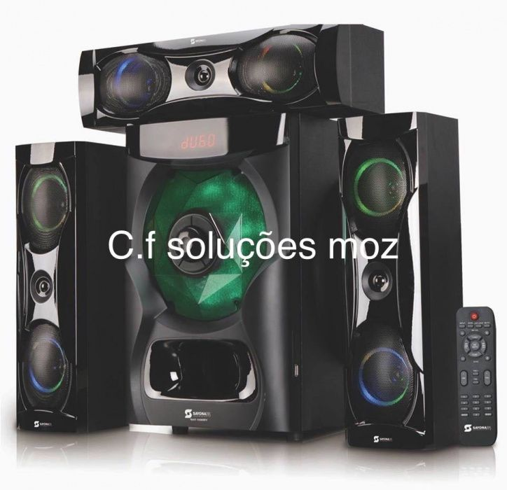 Home theater Soyona SHT—1177Bt