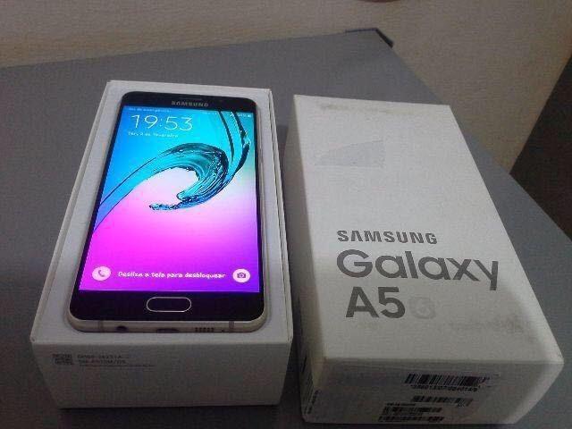 Samsung Galaxy A5 disponível