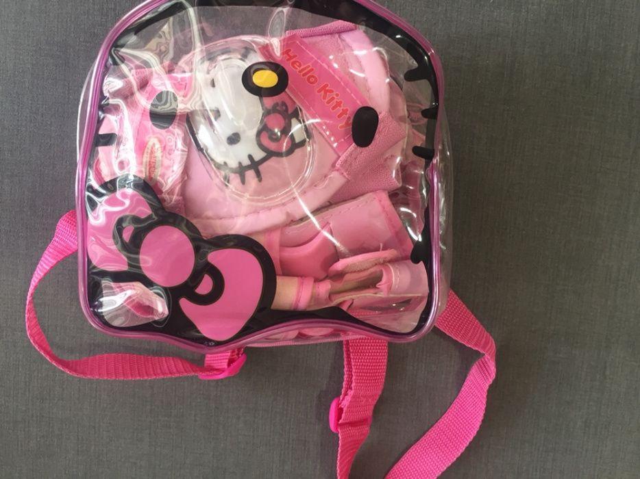 Proteções Hello Kitty - Novo