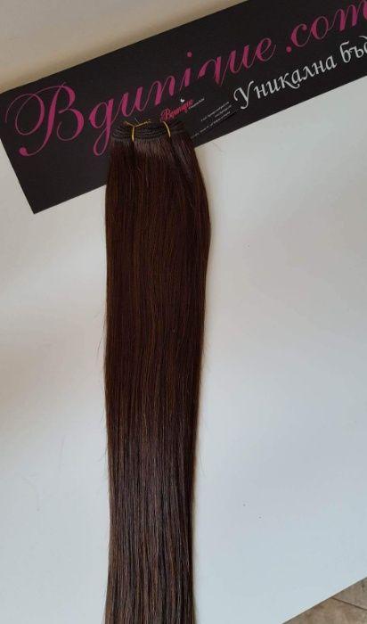 Естествена коса за удължаване, Висок клас ААА+ гр. София - image 7