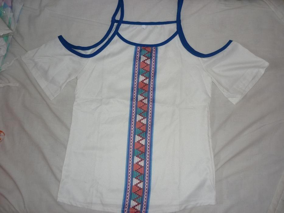 Дамска лятна блуза