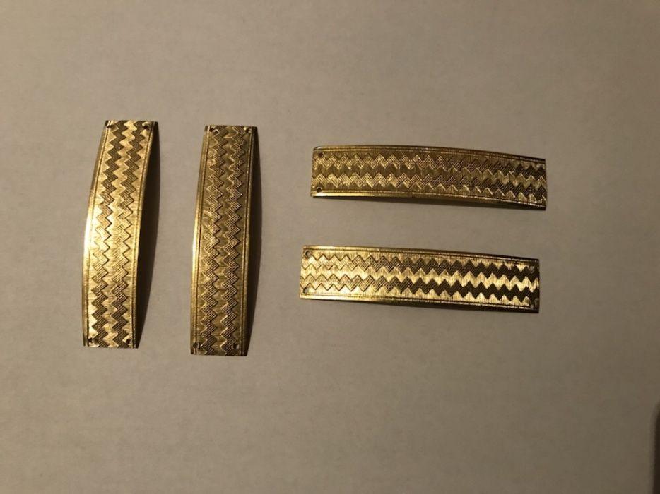 Grade militare metalice RSR