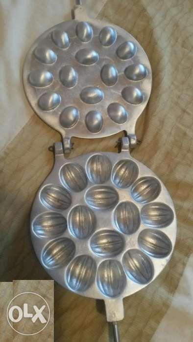 Forma de nuci cu 16 pentru aragaz dur aluminiu
