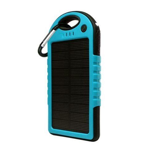 Baterie cu incarcare solara sau la priza pentru telefon / tableta