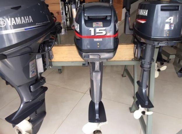 Vendo Motor de Barco Popa de Marca Yamaha Chata