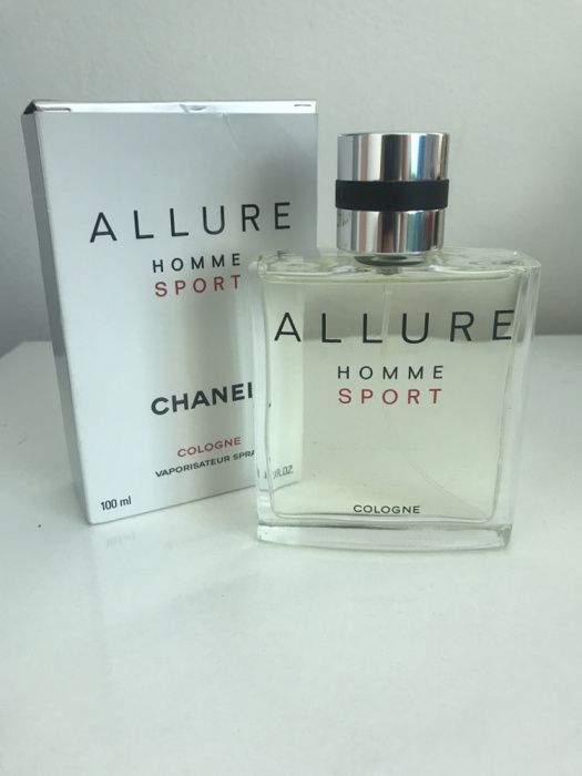 100% оригинални Chanel Allure Homme Allure Homme sport Thierry Mugler