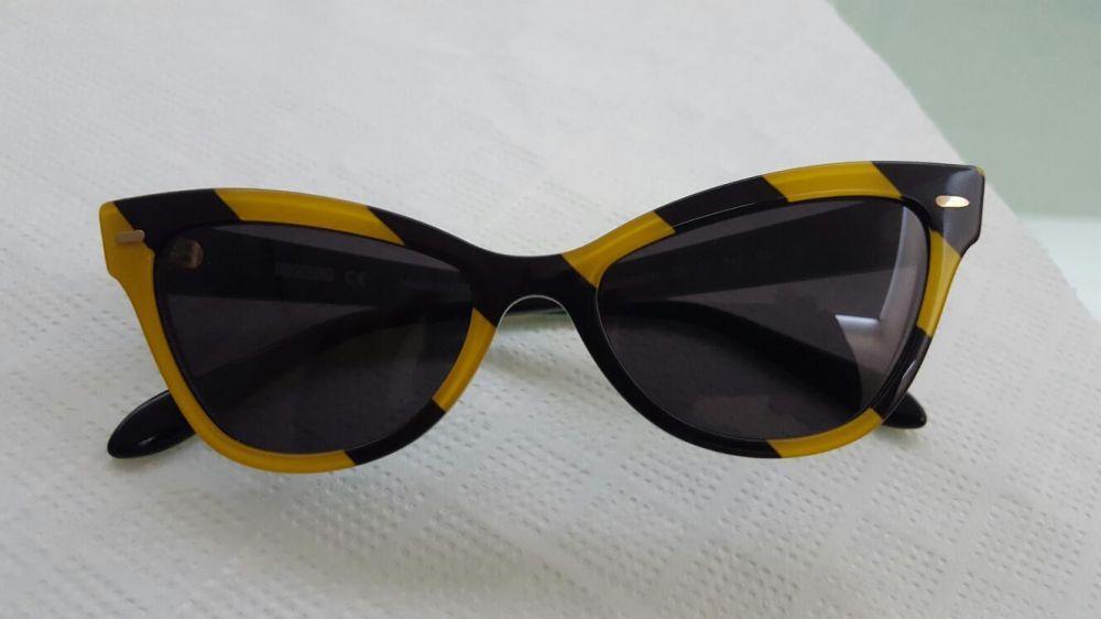 Ochelari de soare Love Moschino noi,originali,colectie 2017 Mo302S03