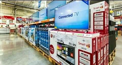 Promoção de tv plasma A venda