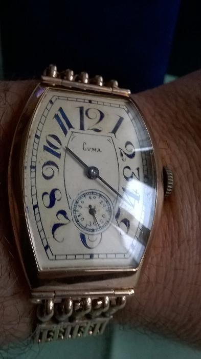 Vind sau Schimb cu auto ceas UNICAT de colectie din AUR MASIV .