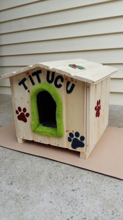 Casute pentru pisicute de exterior Pitesti - imagine 4