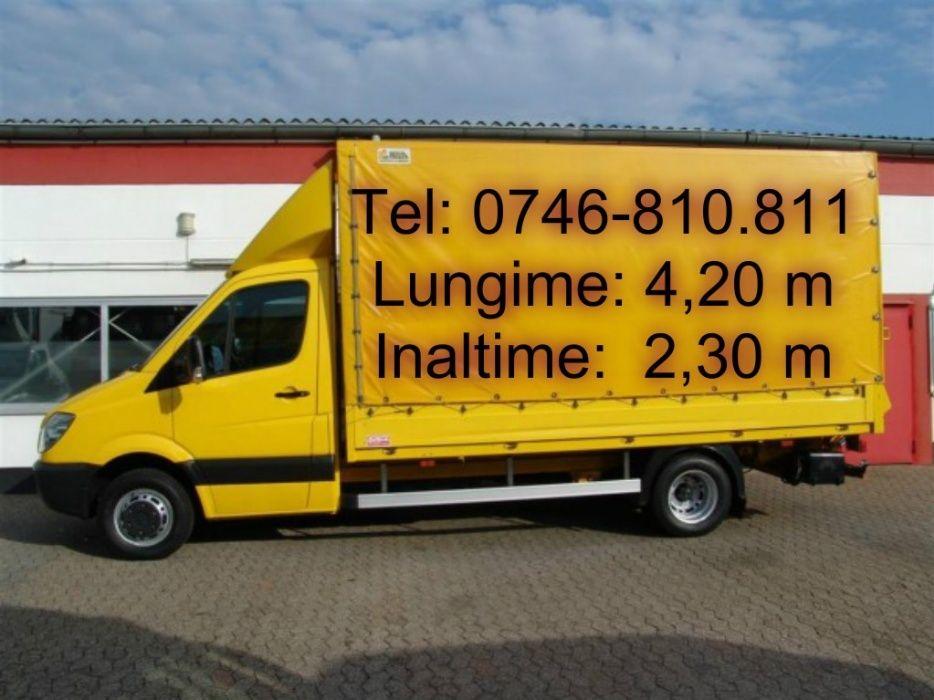 Transport marfa si mutari locuinte-birouri