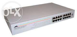 Swich Allied Telesis AT-FS716L 16 Porturi