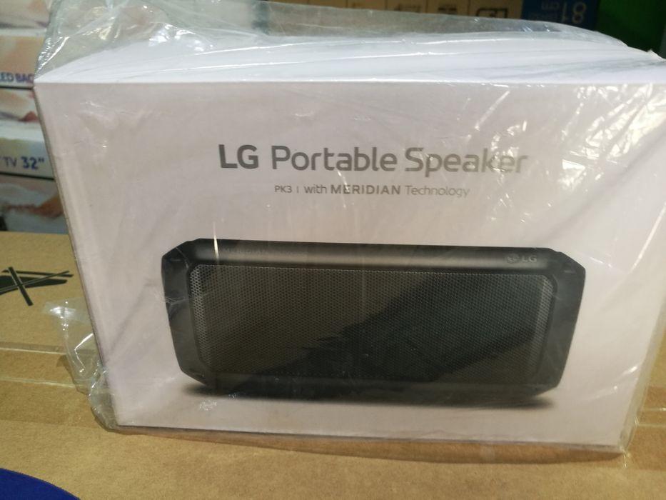 Mega promoção de Natal LG portable speaker original