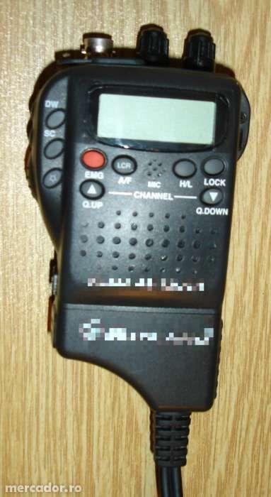 Statie radio auto CB noua [mobila + portabila]