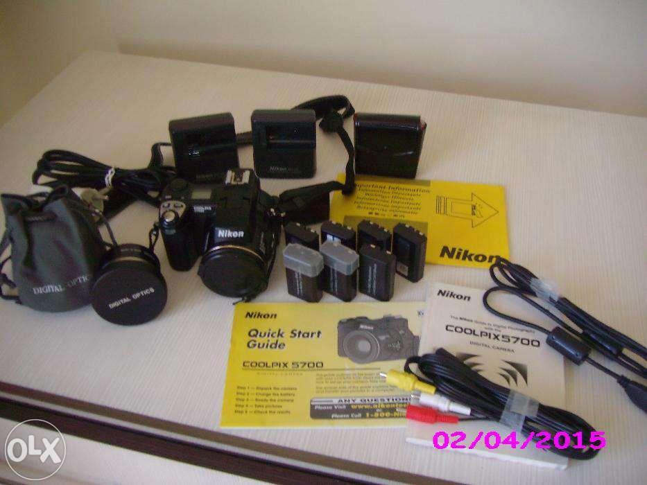 Camera foto Digitala Nikon