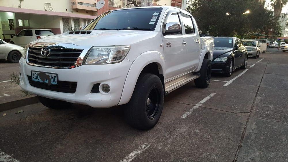 Toyota Hillux D4D 3.0
