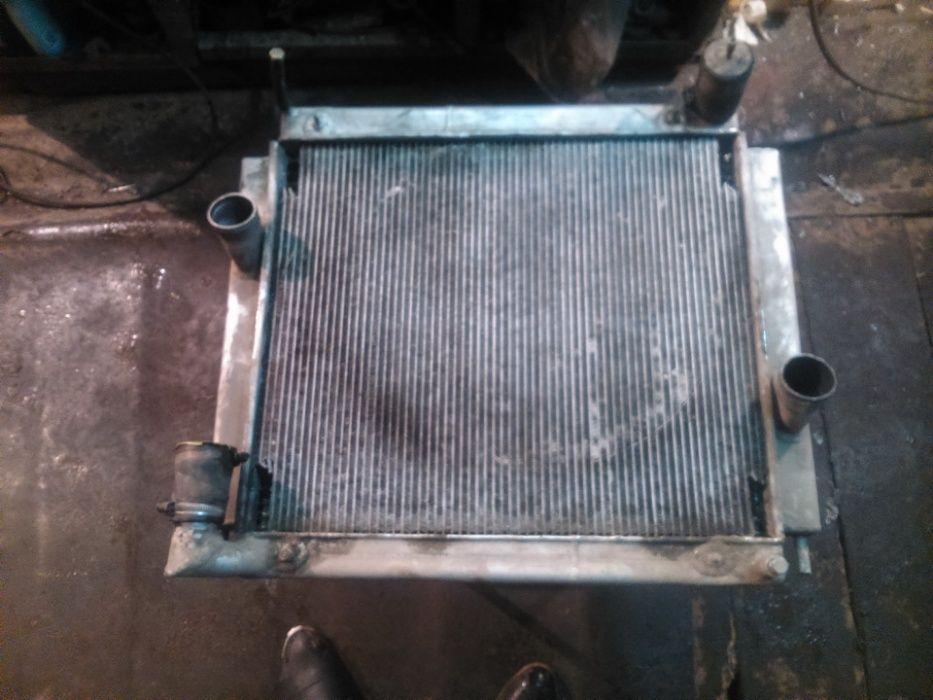 Пайка, ремонт радиаторов
