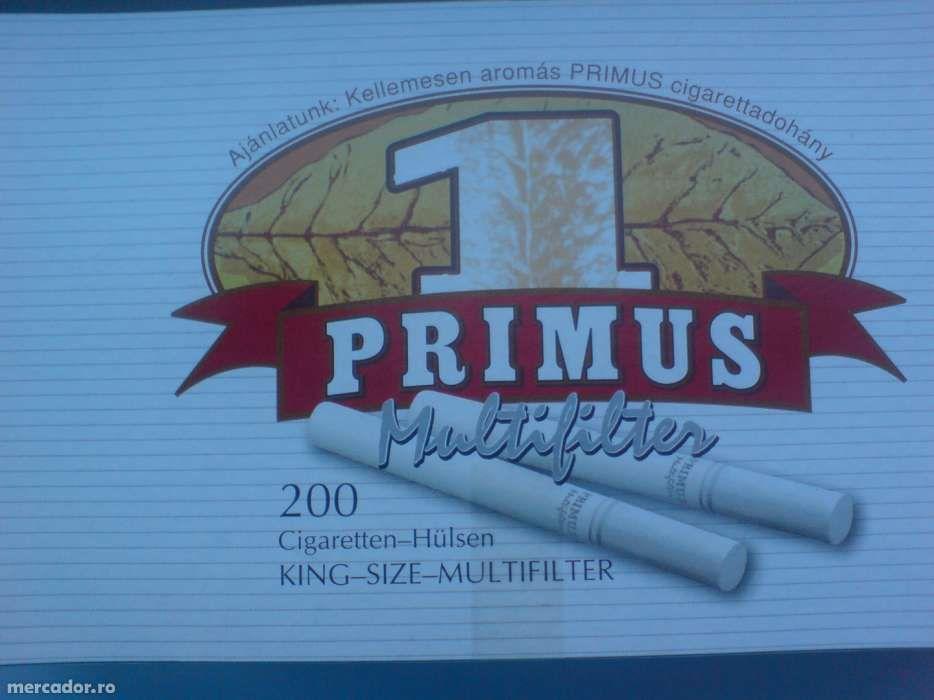 Tuburi pentru tigari Primus Multifilter ( Multifiltru cu carbune )