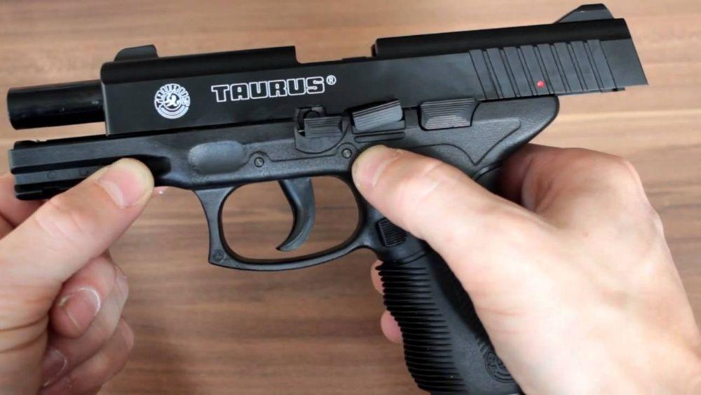 Pistol Airsoft Beretta/Taurus Desert Eagle Colt Glock FOARTE PUTERNIC!