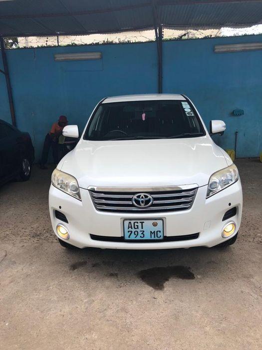 Toyota | Vanguard | 2008 | Automático |Gasolina |4WD |Jantes especiais