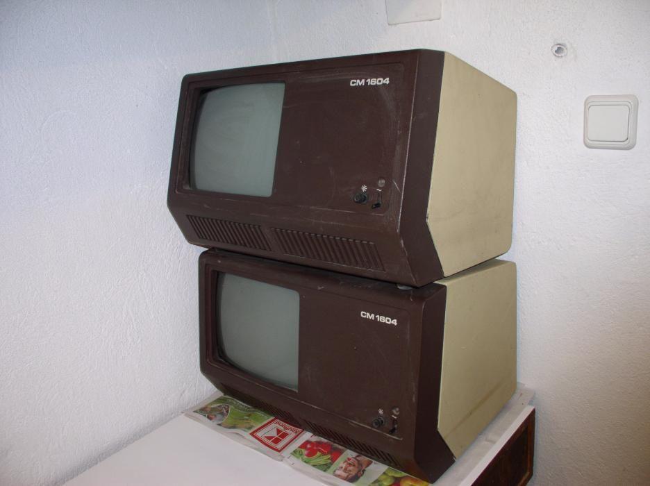 Продавам компютър-терминал Изот СМ1604, Изот ЕС 8531, Правец 16