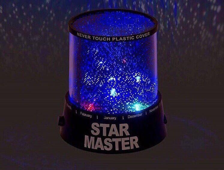 "Проектор-ночник Звездного Неба ""Star Master"""