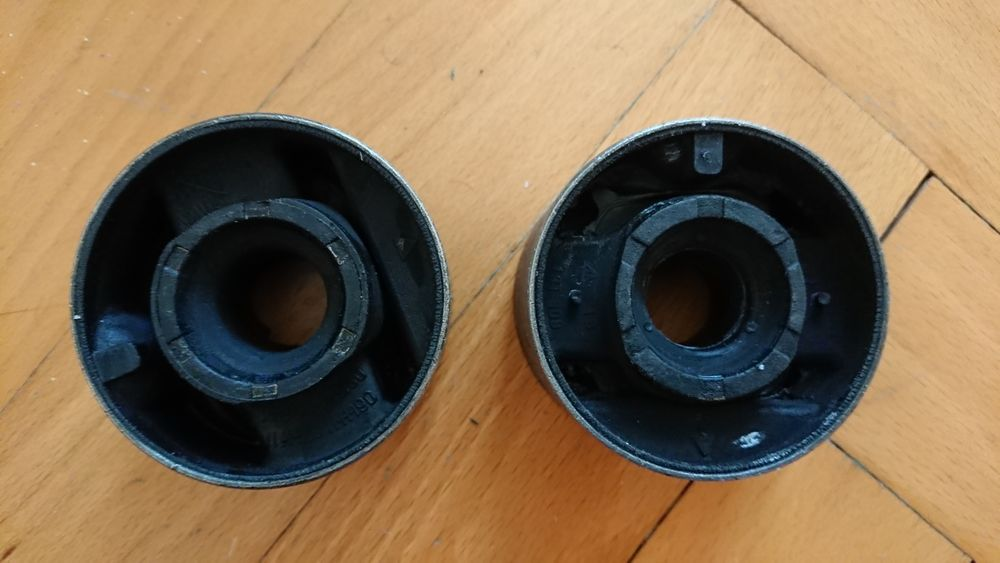Тампони за предните носачи на BMW E36