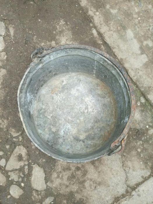 Vand caldare cupru, cositorita