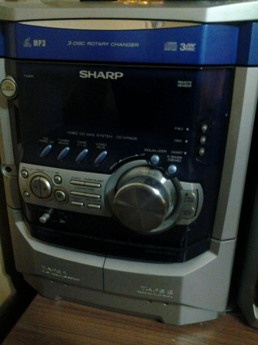 Музыкальный центр SHARP