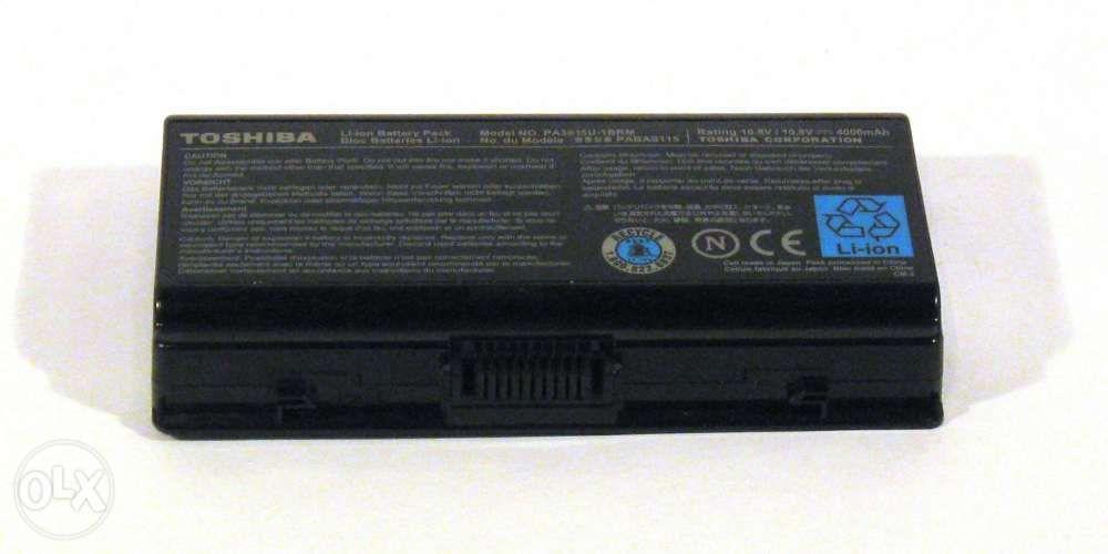 Baterie Laptop Acumulator Toshiba L40 PA3615U-1BRM
