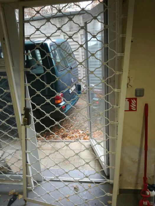 Метална решетка врата решетки вътрешни външни