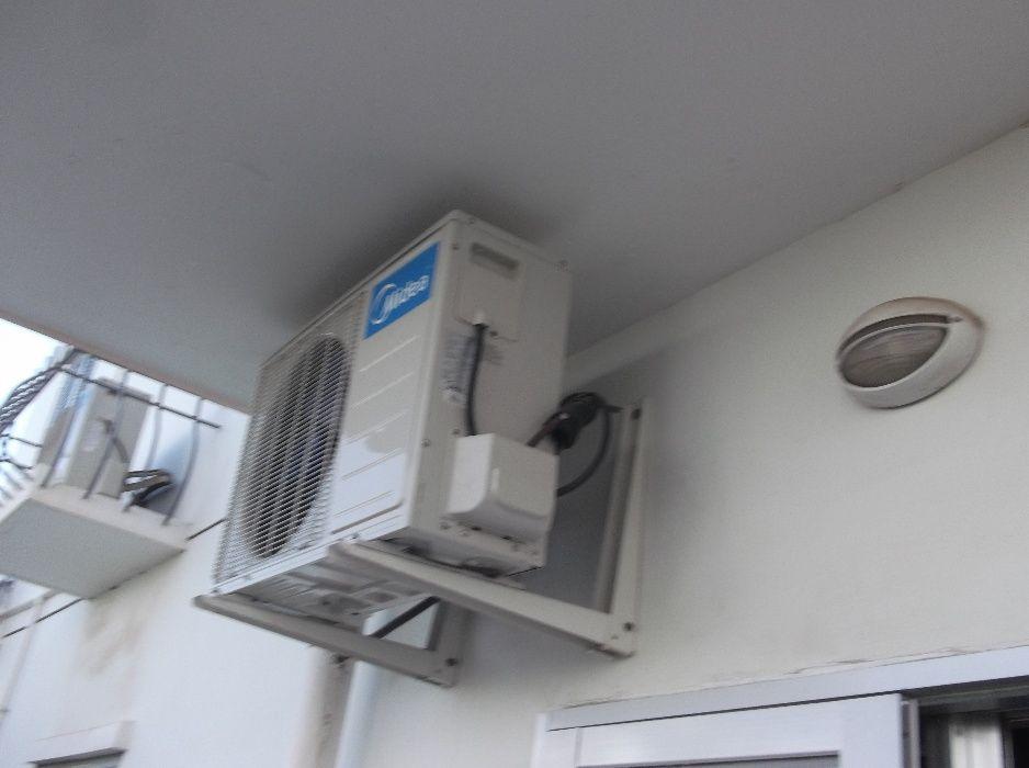 Limpeza, manutenção e instalação