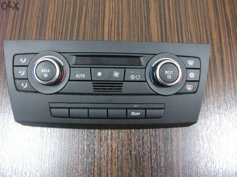 Управление на климатика BMW F25 X3