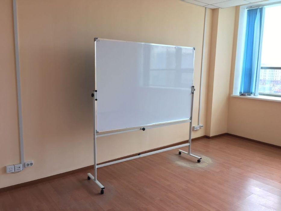 Маркерно-магнитная доска и флипчарт+Бонусы!!! Астана - изображение 1