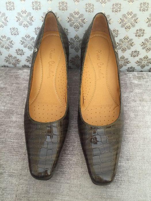 НОВЫЕ! Элегантные туфли Pierre Cardin