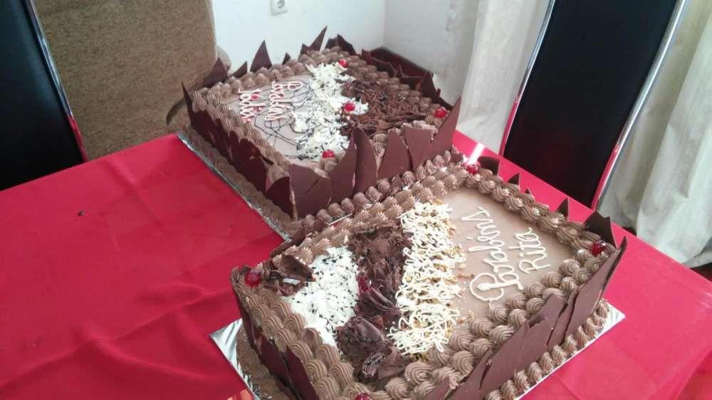 'Bolos de chocolate' Bairro do Jardim - imagem 7