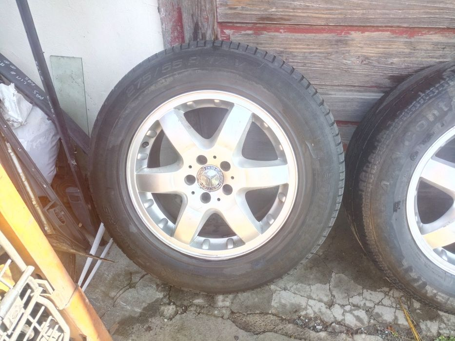 4 jante aliaj Mercedes ML w163 w164