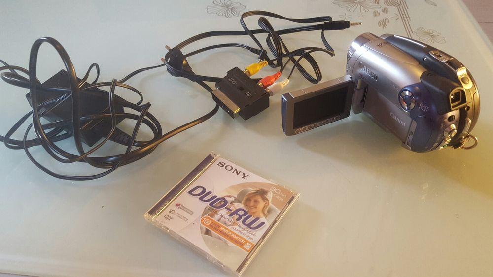 A Venda Mini-Cámera de Filmagem/fotografo Canon usado