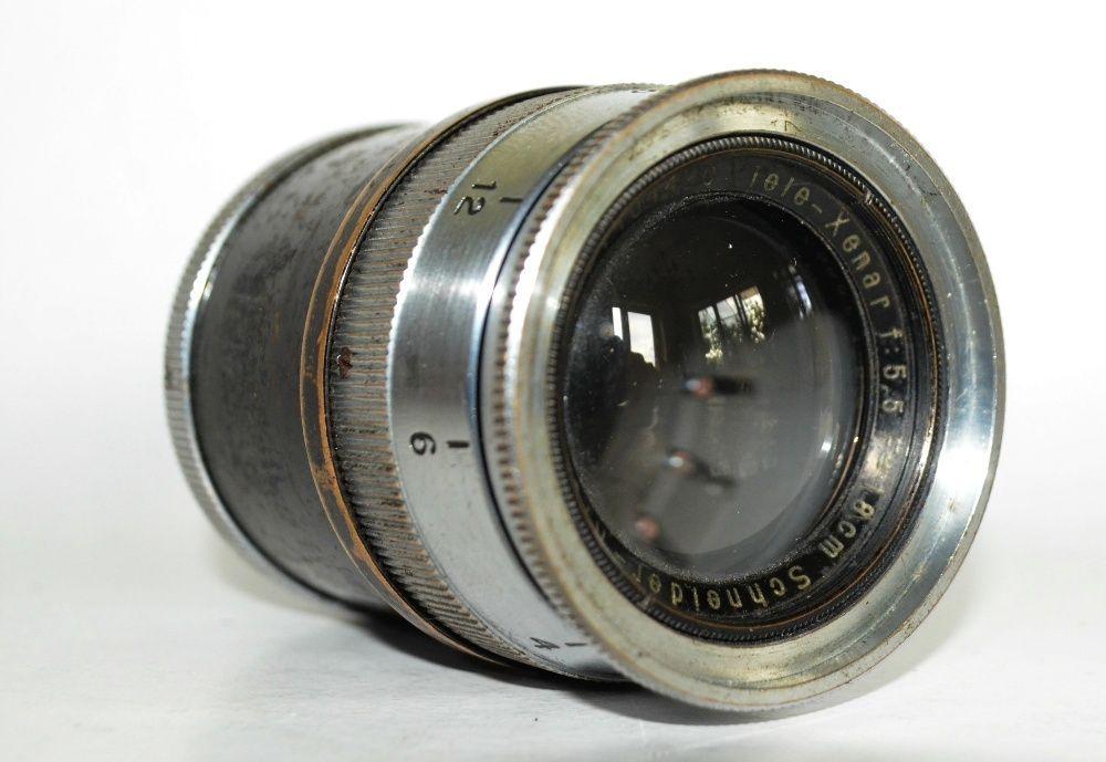 obiectiv SCHNEIDER-KREUZNACH Obiectiv TELE-XENAR 5,5/180 - 5,5 F= 18cm