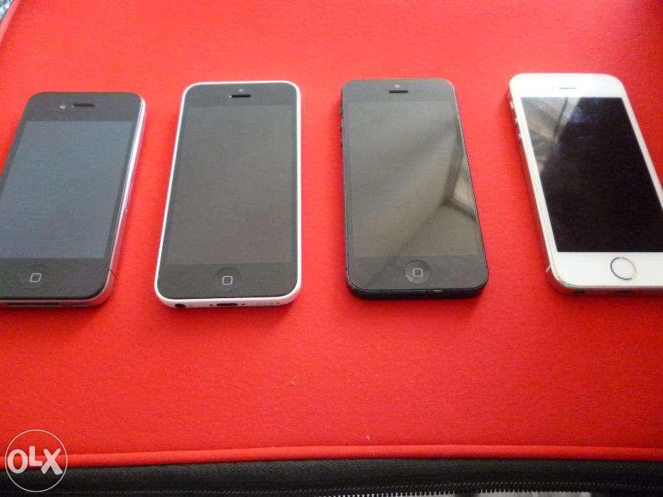 Reparatii iphone 3,4,5,6 cu piese originale din dezmembrari