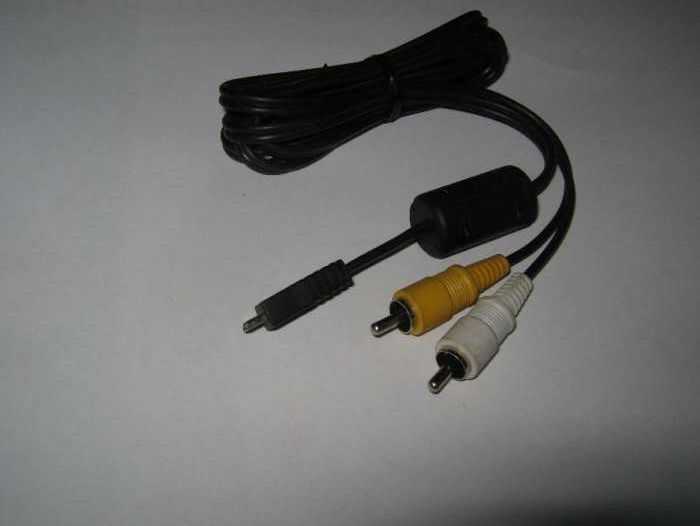 Cablu de date / audio - video, 8 pin UC-E6 like-mini-usb pt. aparate f