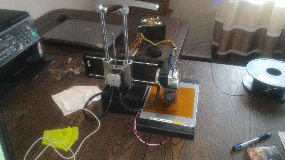 Продам 3D принтер Printrbot Simple Metall