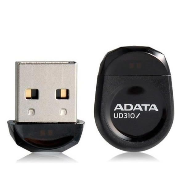 USB Fash Memory 16G USB2.0 A-Data UD310 Black Mini Флаш Памет Преносим