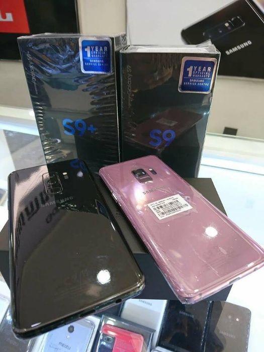Promoção do Samsung s9+ 128Gb: Selado. Stok limitado