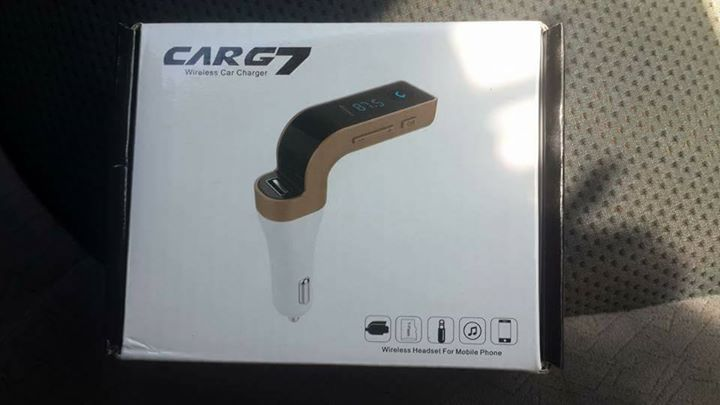 Promocao Bluetooth carg7 a 500mt e Carg8 a 600mt, casr pr HD 600mt