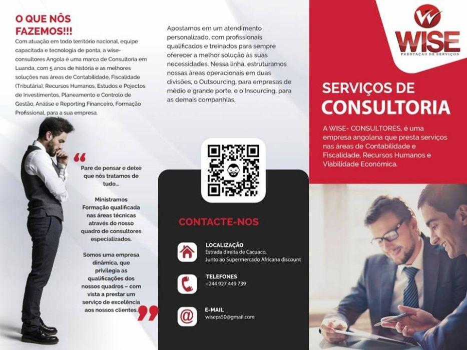 Serviços de contabilidade e fiscalidade