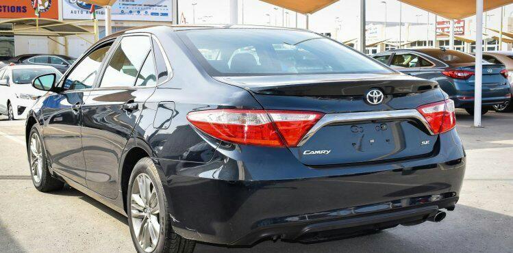 Toyota Camry Viana - imagem 2