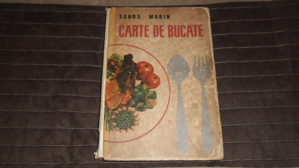 Carte Sanda Marin editia VI 1968