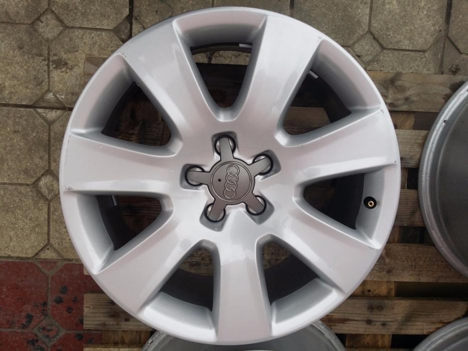 Jante Originale Audi A4, A6, A8 7.5x18 et 26 Oradea - imagine 7